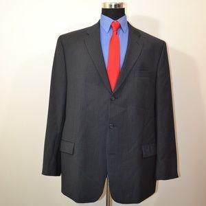 Calvin Klein 48L Sport Coat Blazer Suit Jacket
